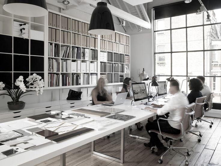 Cluster open space for Studio interior design brescia